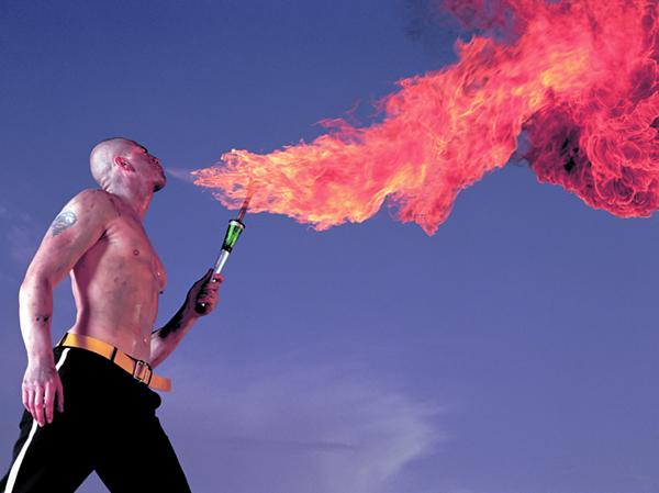 FireBlower by John Hicks for Digital Photographer Story behind The Still