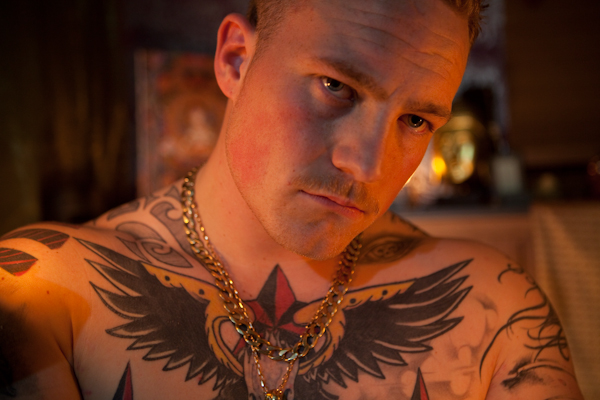 Scott Tattoo by John Hicks