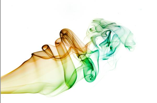 smoke by guynamio samuda