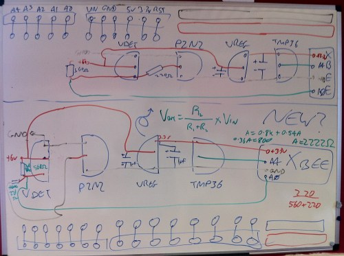 small resolution of wiring diagram xbee temperature