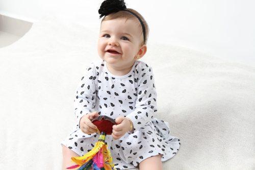 Jokenpô - Estilo de roupa de bebê menina
