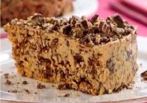 Receitas de sobremesa rápidas e fáceis - Torta Bis