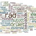 Szófelhő versek - Biedermann Izabella
