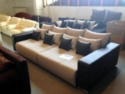 Ülőgarnitúra: egy nyitható kanapé