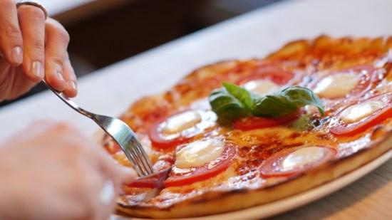 Pizza - Pécsett