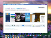 Slideshow: Microsoft Internet Explorer 9 Beta Revealed