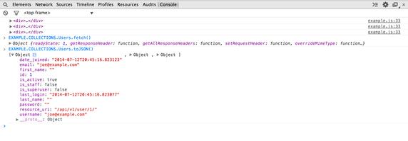 Using Django Tastypie And Backbone.js To Create RESTful APIs