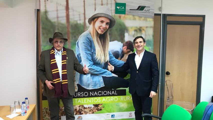 """Jovens agricultores portugueses virão ao Brasil no """"Yami"""", em outubro."""