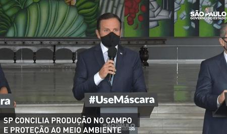 Agro legal, São Paulo encerra a discussão, sustentabilidade junto com produção
