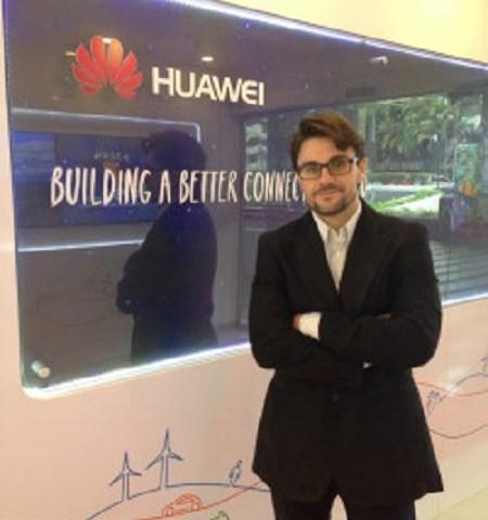 5G no agro já começou com Huawei