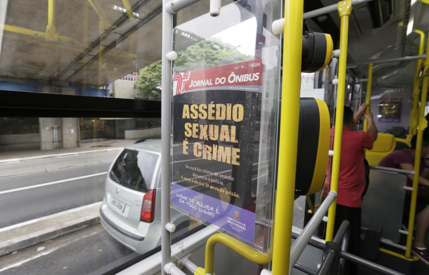 Importunação sexual: você sabe o que é? Agora é crime.