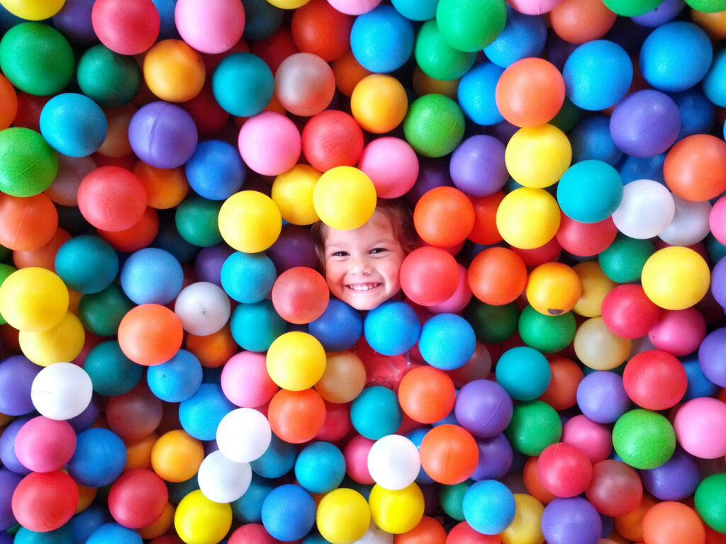 A Joyful Child