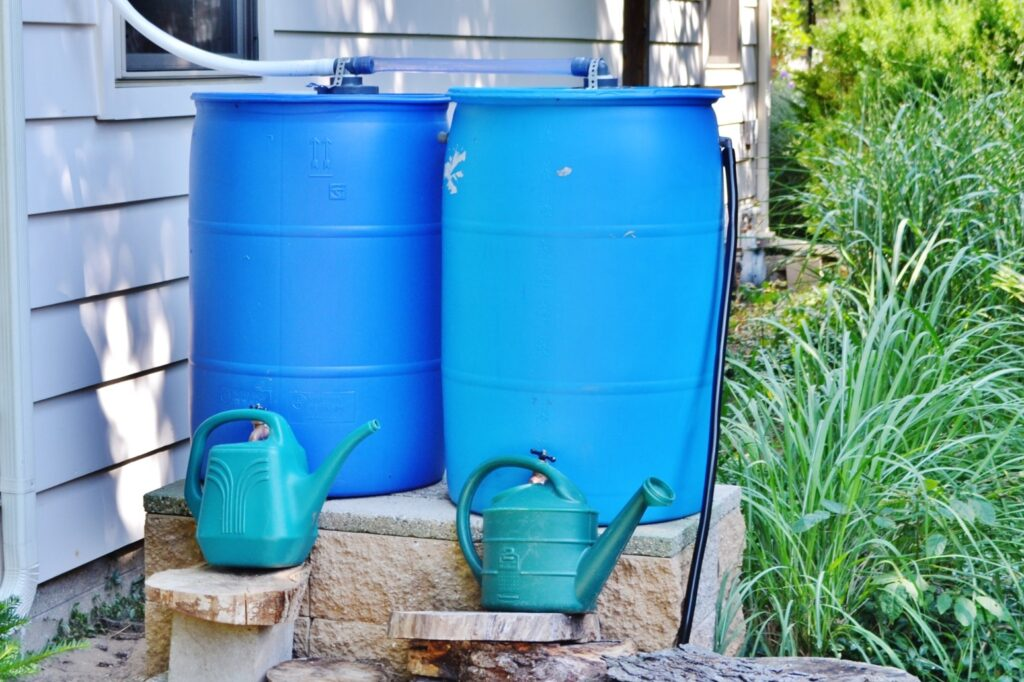 Rain Water Storage Tanks