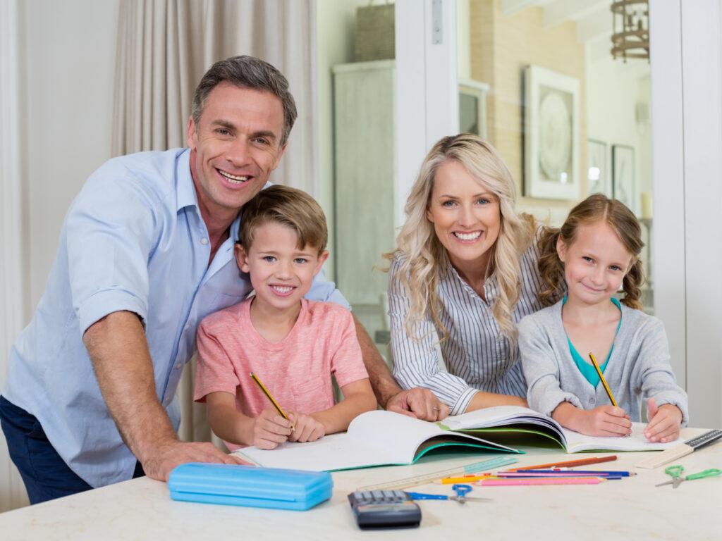 A Joyful Family