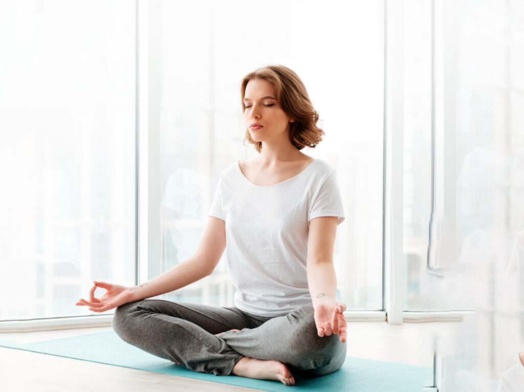 Meditate for Hypothyroid