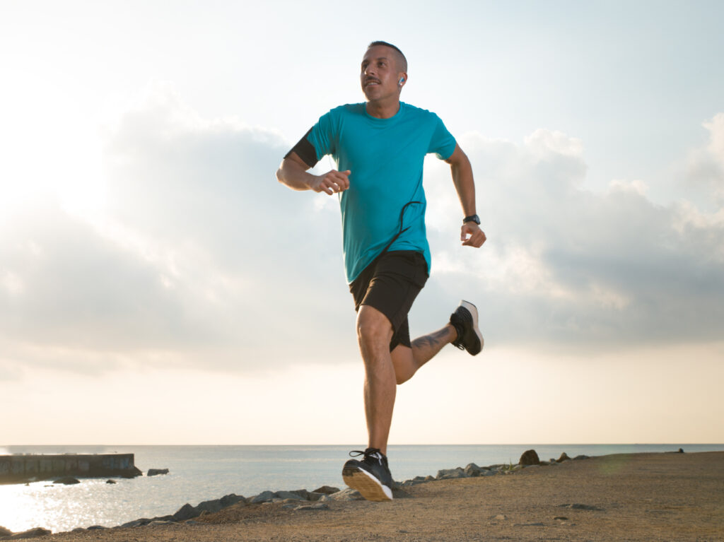 Jogging Habit