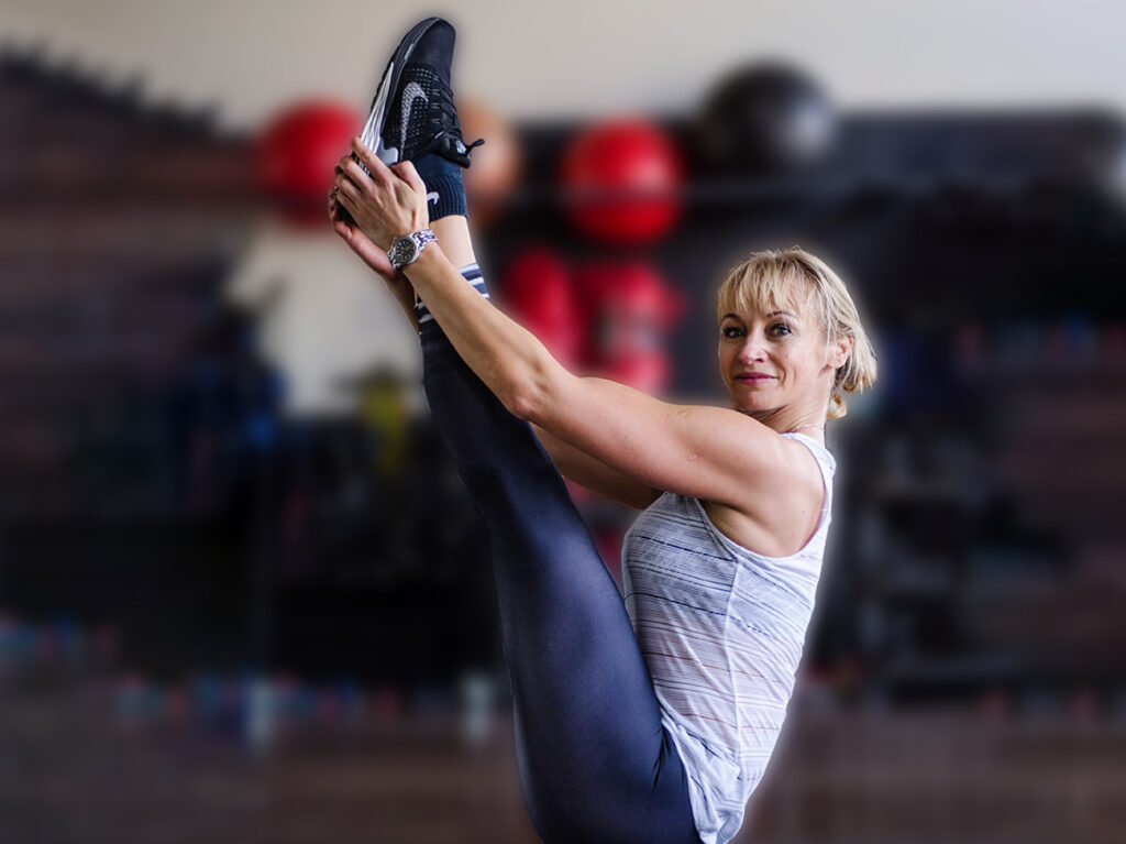 Improve your self-confidence with exercise