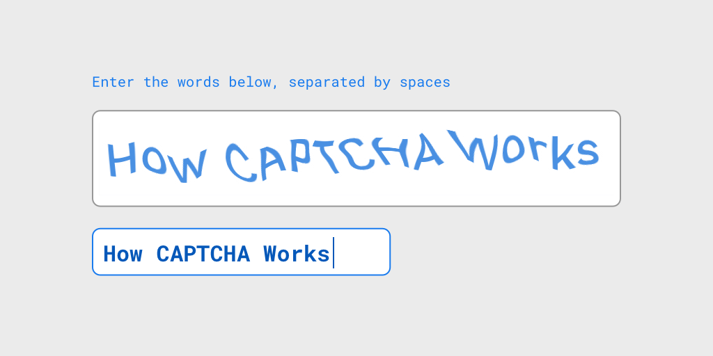 how captcha works jscrambler