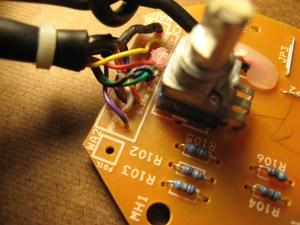 Logitech Z2300 Remote Control Pod Disassembly – blog