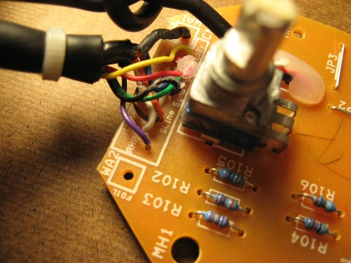 small resolution of wiring diagram remote potentiometer