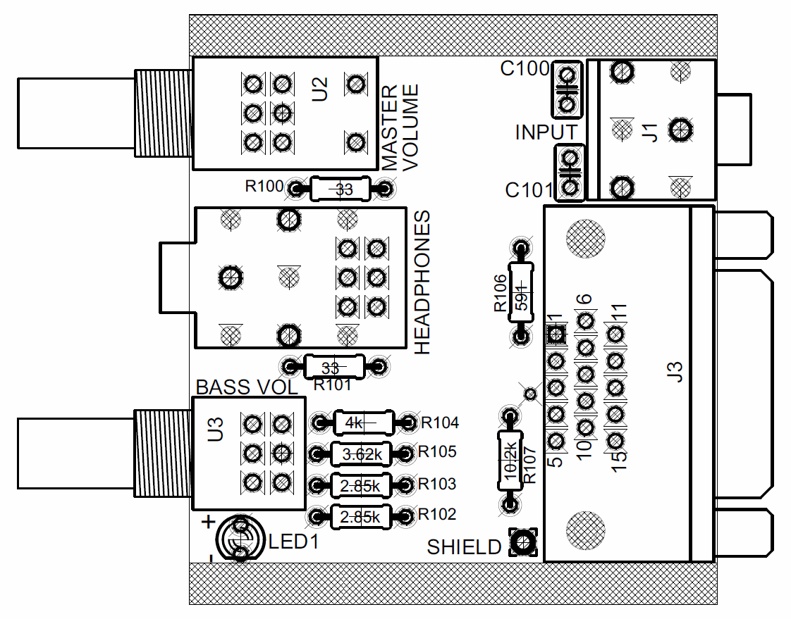 Logitech Z 340 Subwoofer Wire Diagram : 37 Wiring Diagram