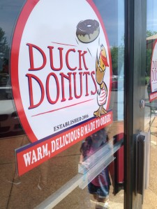 Duck Donuts Herndon Entrance JS Realty