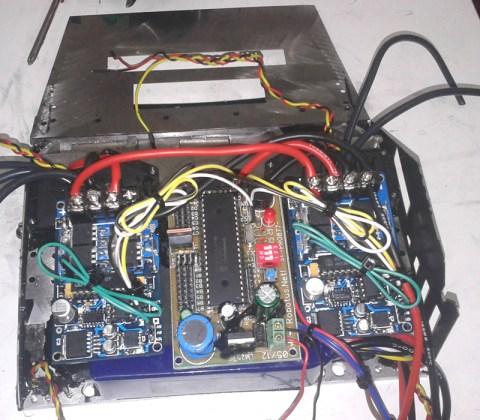 sumo-robot-pcb-circuits