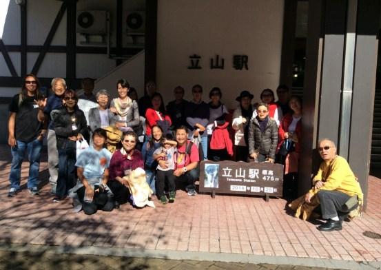 Takayama, Kanazawa, Toyko Tour Oct14 222
