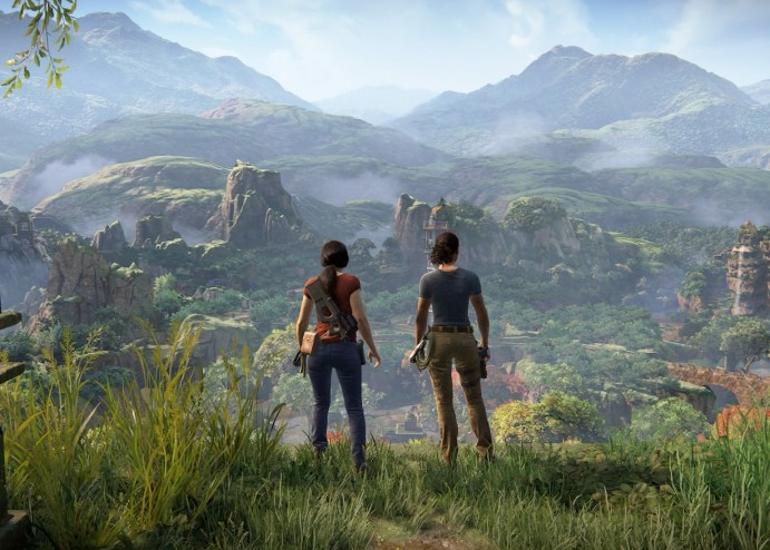 Uncharted 4 Curiosidades da Franquia da Naughty Dog