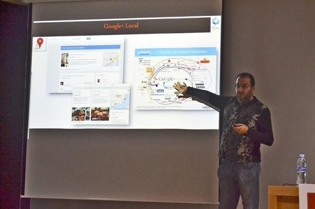 IDay Alicante and Google+