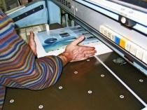 Guillotina impresión Artes Gráficas
