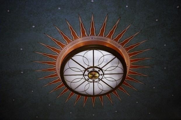 Art Nouveau decoration lamps Miami