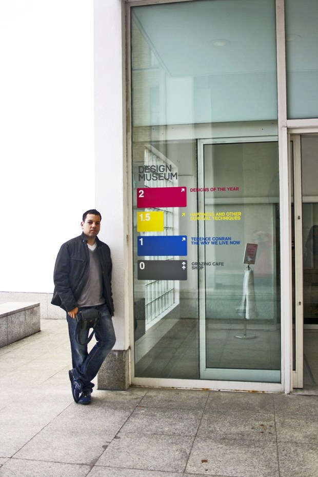 Juanjook in the London Design Museum image