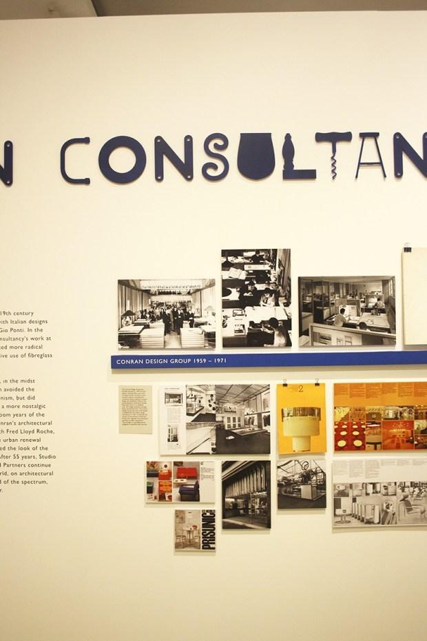 Itinerant exhibition London Design Museum image