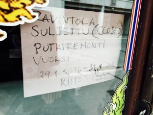 Helsinki / Uusimaa / Finland - 8/24/16