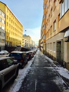 Helsinki / Uusimaa / Finland - 11/3/16