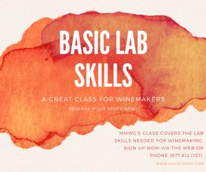 basic lab skills