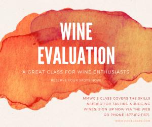 wine eval