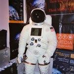 Spaceman Astronaut Jukebox Hire Digital London UK
