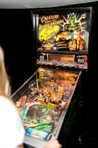 Pinball Machine Hire UK Party Weddings One Day Modern Multiball