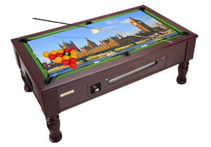 London Pool Table Hire One Night Party