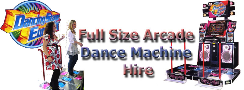 one-day-dance-arcade-two-player-hire-wedding-party