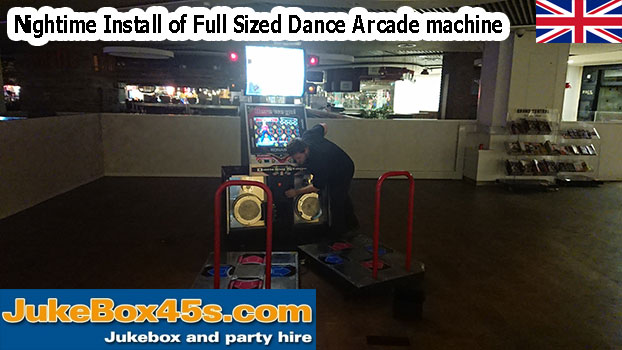 dance-arcade-full-sized-hire-uk