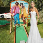 Weding Mini Golf 9 holes crazy course hire