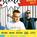 slaves uk tour