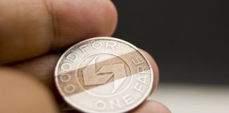 old SEPTA token