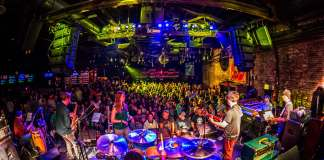 Brooklyn Bowl during Brooklyn Comes Alive