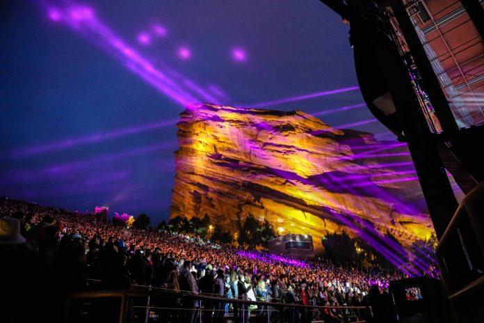 Red Rocks, a Denver concert venue and park | denver concerts