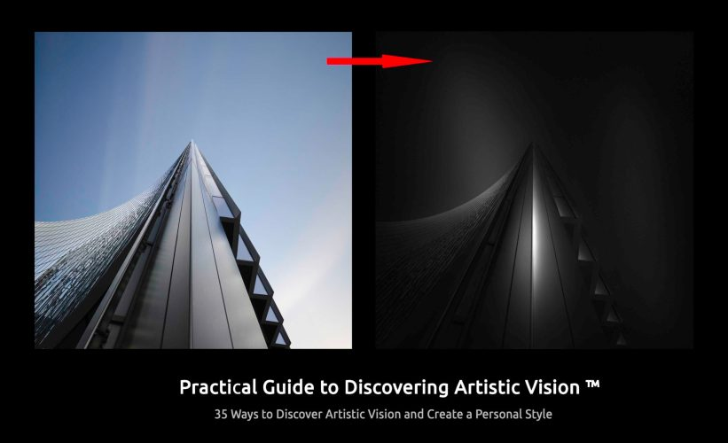 Black and white fine art photography practical guide to discovering artistic vision creating personal style julia anna gospodarou