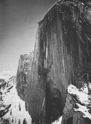 Ansel Adams - Visualization versus Vision- Monolith - Image with yellow filter